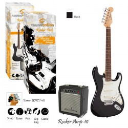 SOUNDSATION ROCKER PACK BK