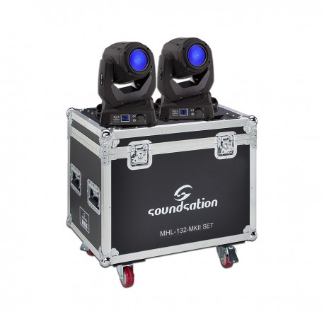 SOUNDSATION MHL-132 MKII SET
