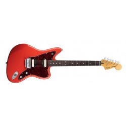 SQUIER JAGUAR VINTAGE MODIFIED-RED FIESTA