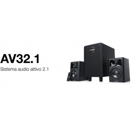 M-AUDIO STUDIOPHILE AV32.1