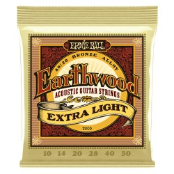ERNIE BALL 2006 Earthwood Extra