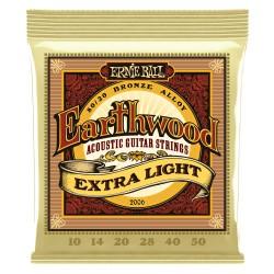 ERNIE BALL 2006 Earthwood Extra