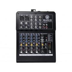 TOPP PRO Mx6fx V2 mixer con effetti