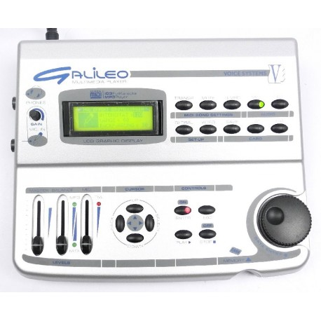 VOICE SYSTEM Galileo