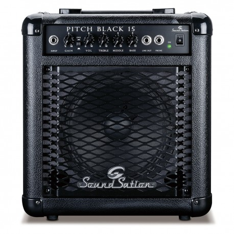 SOUNDSATION PITCH BLACK-15