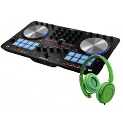 RELOOP BeatMix 4 MKII + RHP5 Col. Verde Omaggio!