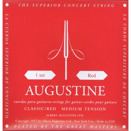 AUGUSTINE RED SETS