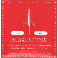 AUGUSTINE RED E-1ST