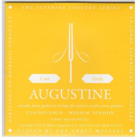 AUGUSTINE GOLD A-5TH