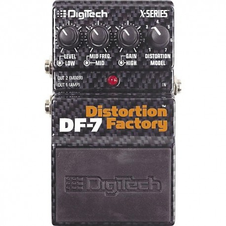Digitech DF-7 FACTORY