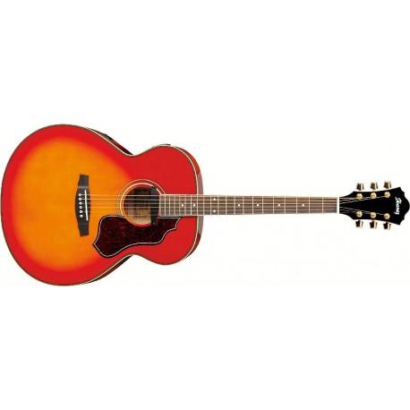 IBANEZ SGE430-CS chitarra elettroacustica Jumbo