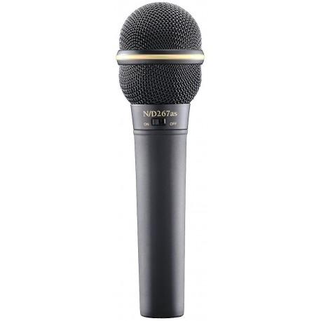 ELECTRO VOICE N/D267a/AS MICROFONO DINAMICO
