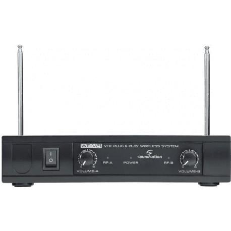 SOUNDSATION WF-V21HHA RADOMICROFONO DOPPIO